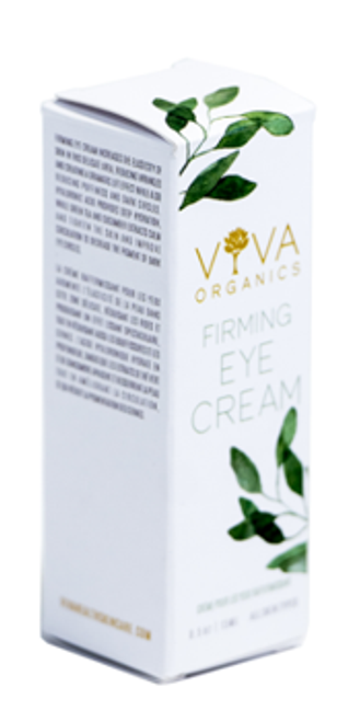Viva Organics: Firming Eye Cream (15ml)