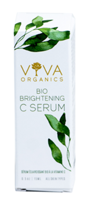 Viva Organics: Bio Brightening C Serum (15ml)