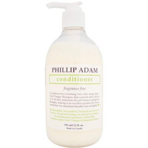 Phillip Adam: Fragrance Free Conditioner (355ml)