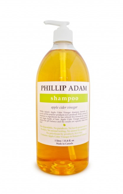 Phillip Adam: Apple Cider Vinegar Shampoo (1L)