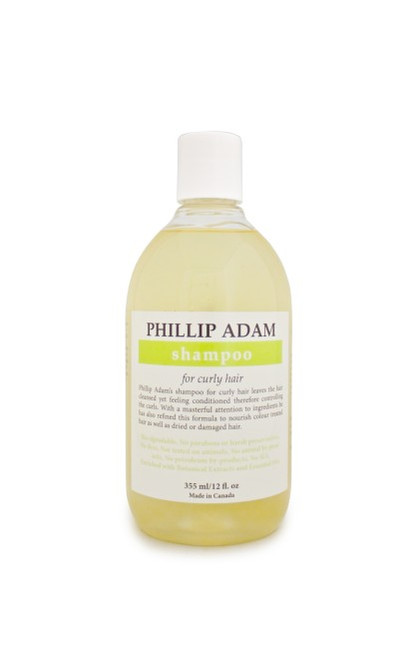 Phillip Adam: Shampoo for Curly Hair (355ml)