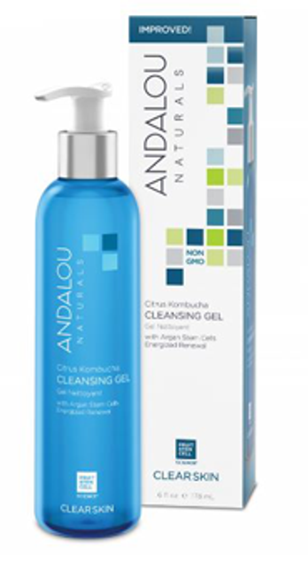 Andalou Naturals: Citrus Kombucha Cleansing Gel (178ml)