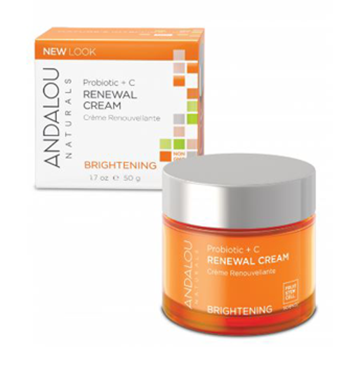 Andalou Naturals: Probiotic +C Renewal Cream (50ml)