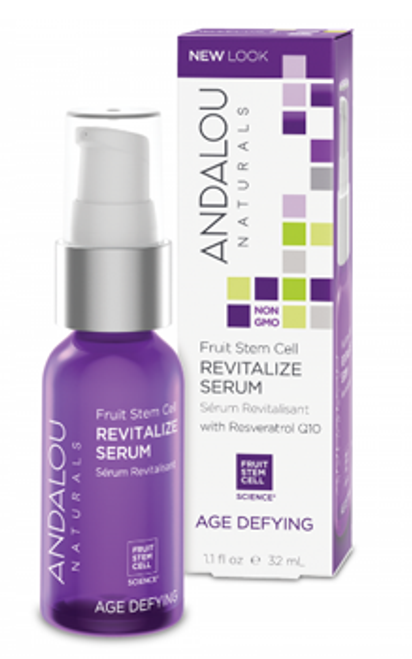 Andalou Naturals: Fruit Stem Cell Revitalize Serum (32ml)