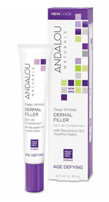 Andalou Naturals: Age Defying Deep Wrinkle Dermal Filler (18ml)