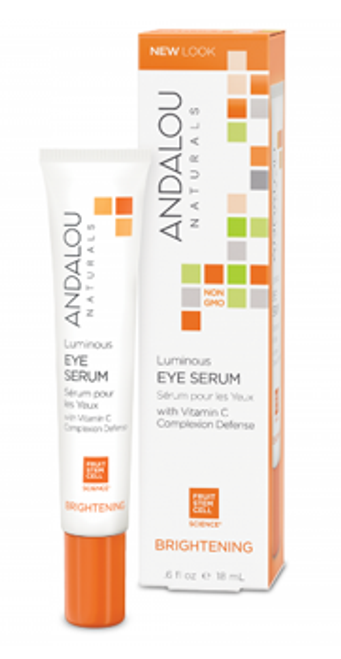 Andalou Naturals: Luminous Eye Serum with Vitamin C (18ml)
