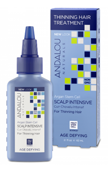 Andalou Naturals: Age Defying Scalp Intensive (62ml)