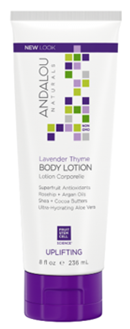 Andalou Naturals: Body Lotion - Lavender Thyme (236ml)
