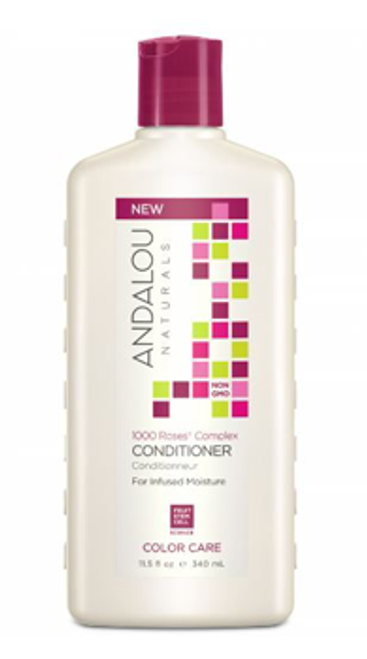 Andalou Naturals: 1000 Roses Complex Conditioner (340ml)