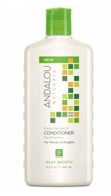 Andalou Naturals: Exotic Marula Oil Conditioner (340ml)