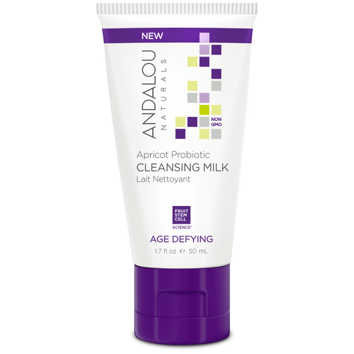 Andalou Naturals: Apricot Probiotic Cleansing Milk (50ml)