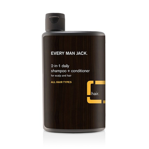 Every Man Jack: 2-In-1 Shampoo & Conditioner (400ml)