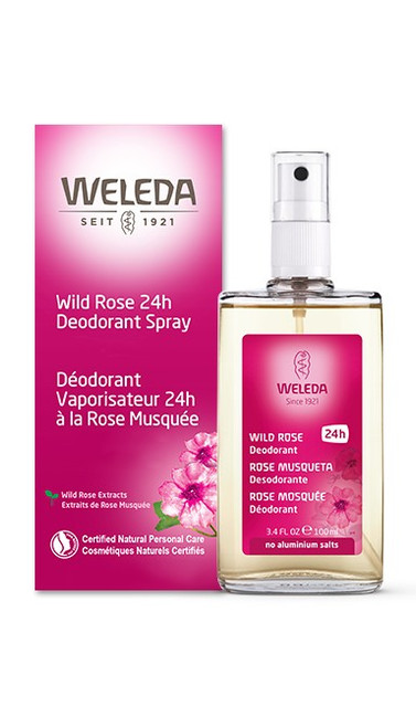 Weleda: Wild Rose Deodorant (100ml)