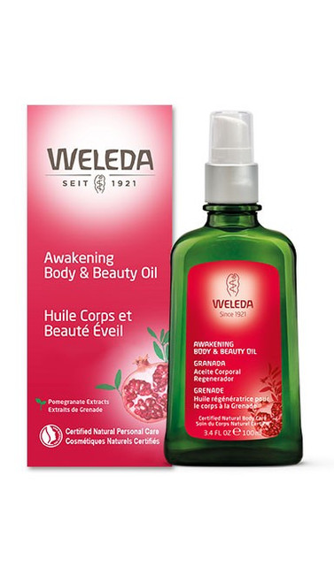 Weleda: Awakening Body & Beauty Oil (100ml)
