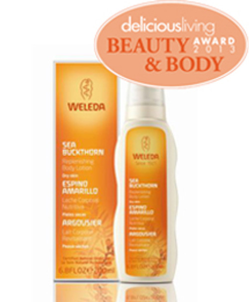 Weleda: Sea Buckthorn Replenishing Body Lotion (200ml)