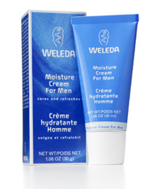 Weleda: Moisture Cream for Men (30ml)