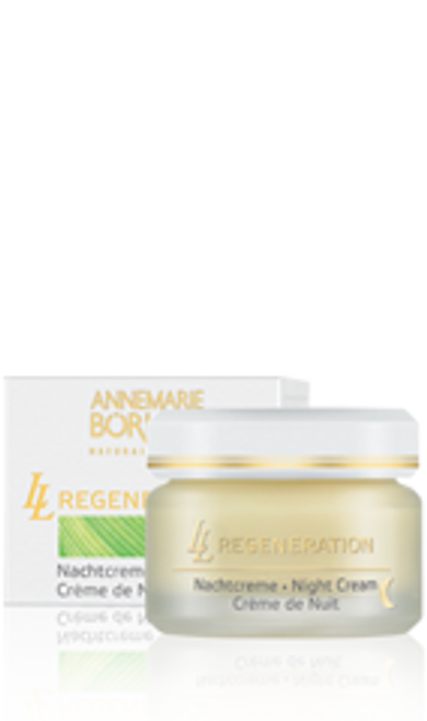 AnneMarie Borlind: LL Regeneration Night Cream (50ml)