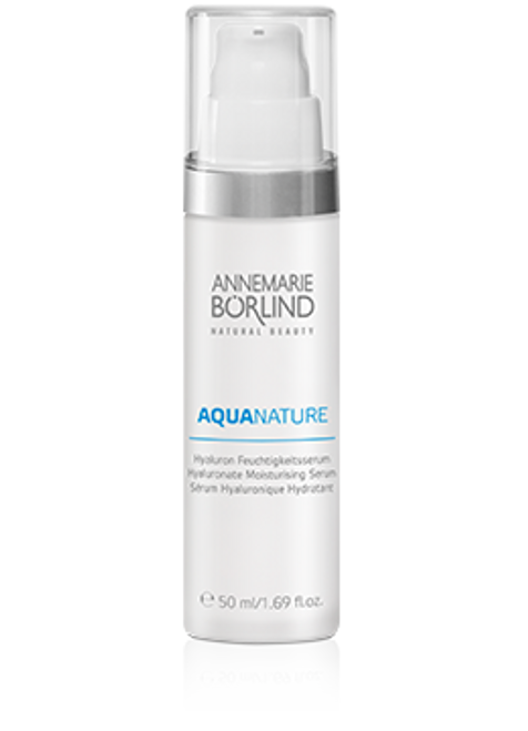 Annemarie Borlind: Aquanature Hyalurinate Moisturising Serum (50ml)