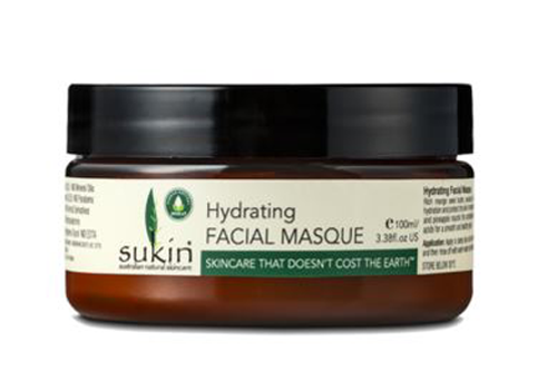 Sukin: Hydrating Facial Masque (100ml)