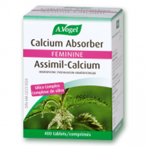 A. Vogel: Calcium Absorber (400 Tablets)