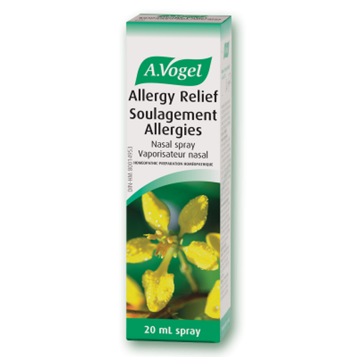 A Vogel Allergy Relief Nasal Spray