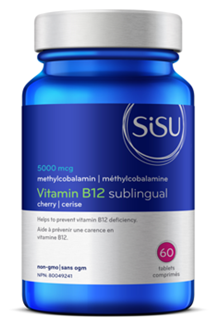 Sisu Vitamin b12 Sublingual