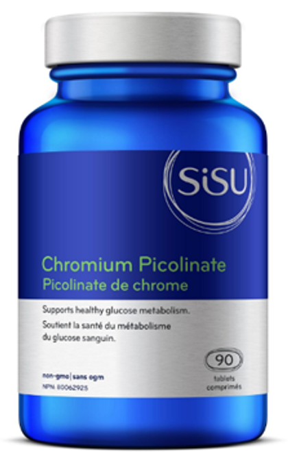 Sisu: Chromium Picolinate (90 Tablets)