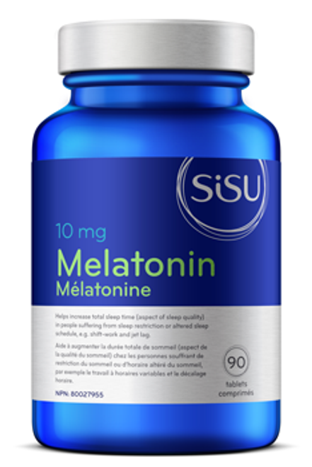 Sisu: Melatonin (10mg) (90 Tablets)
