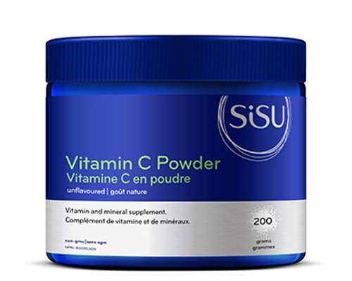 Sisu: Vitamin C Powder - Unflavoured (200g)