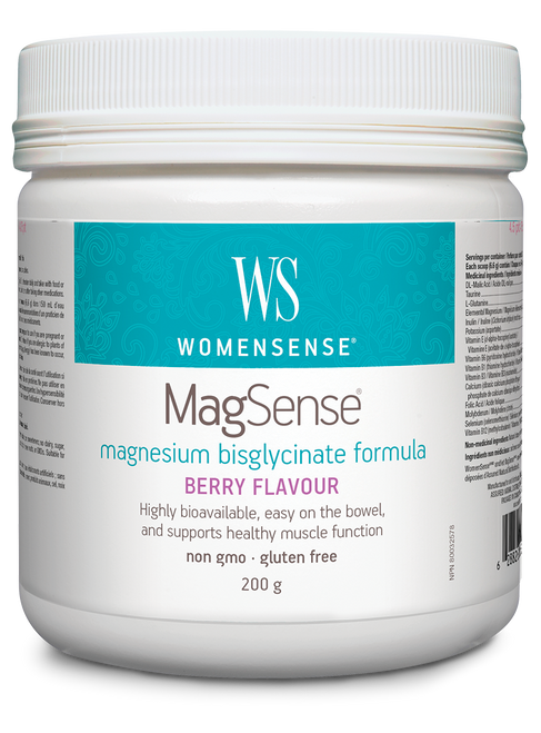 WomenSense: MagSense - Berry (200g)