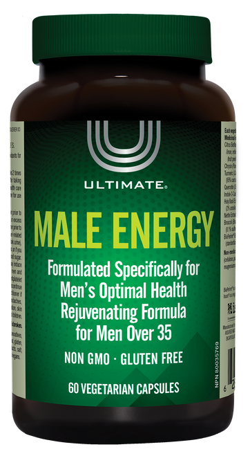 Ultimate: Male Energy (60 VCaps)