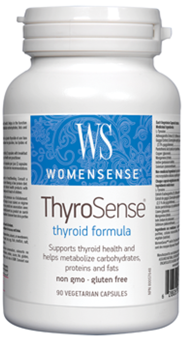 WomenSense: ThyroSense (90 Vegetable Capsules)
