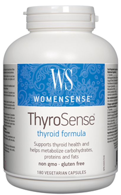 WomenSense: ThyroSense (180 Vegetable Capsules)