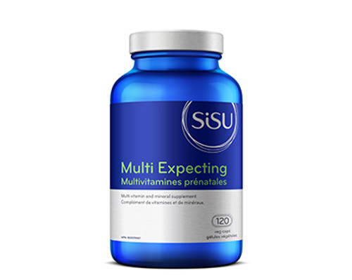 Sisu: Multi Expecting (120 Vegetarian Capsules)