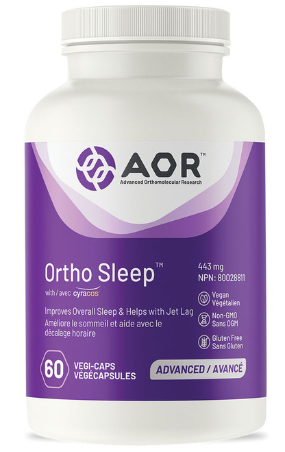 AOR: Ortho Sleep (60 vcaps)
