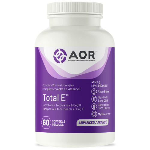 AOR: Total E (445mg) (60 SoftGels)