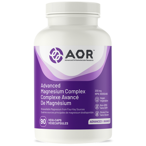 AOR: Advanced Magnesium Complex (90 VCaps)