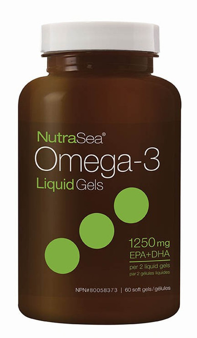 Ascenta Omega 3 liquid soft gel
