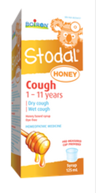 Boiron: Stodal Honey (125ml)
