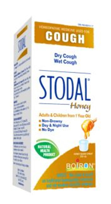Boiron Stodal Honey 200 ml