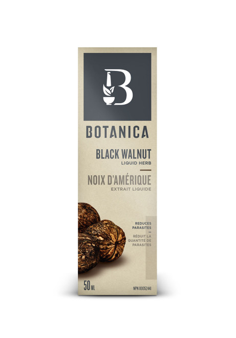 Botanica: Black Walnut (50ml)