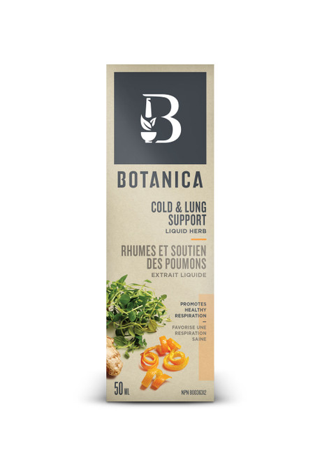 Botanica: Cold and Lung Support