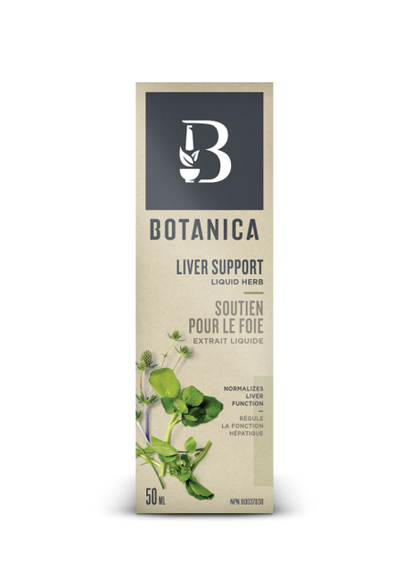 Botanica: Liver Support Liquid Herb