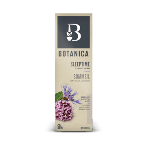 Botanica: Sleeptime Liquid Herb