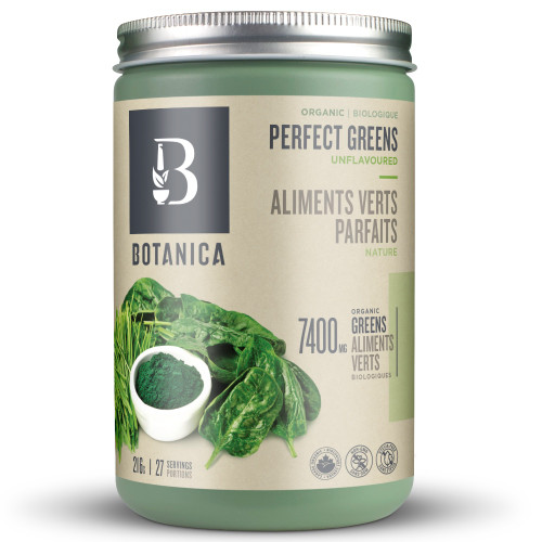 Botanica: Perfect Greens - Unflavoured