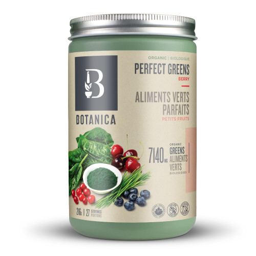 Botanica: Perfect Greens - Berry