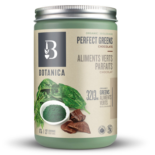 Botanica: Perfect Greens - Chocolate