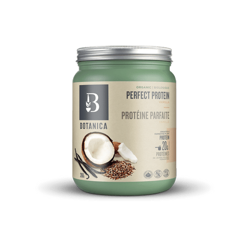 Botanica: Perfect Protein Powder - Vanilla (390G)