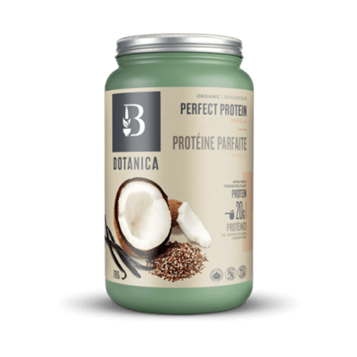 Botanica: Perfect Protein Powder - Vanilla (780G)