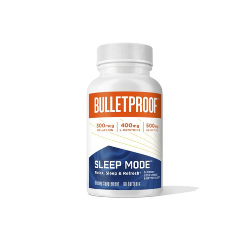 Bulletproof: Sleep Mode